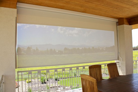 Marvelous Insolroll Patio Shade 550x366