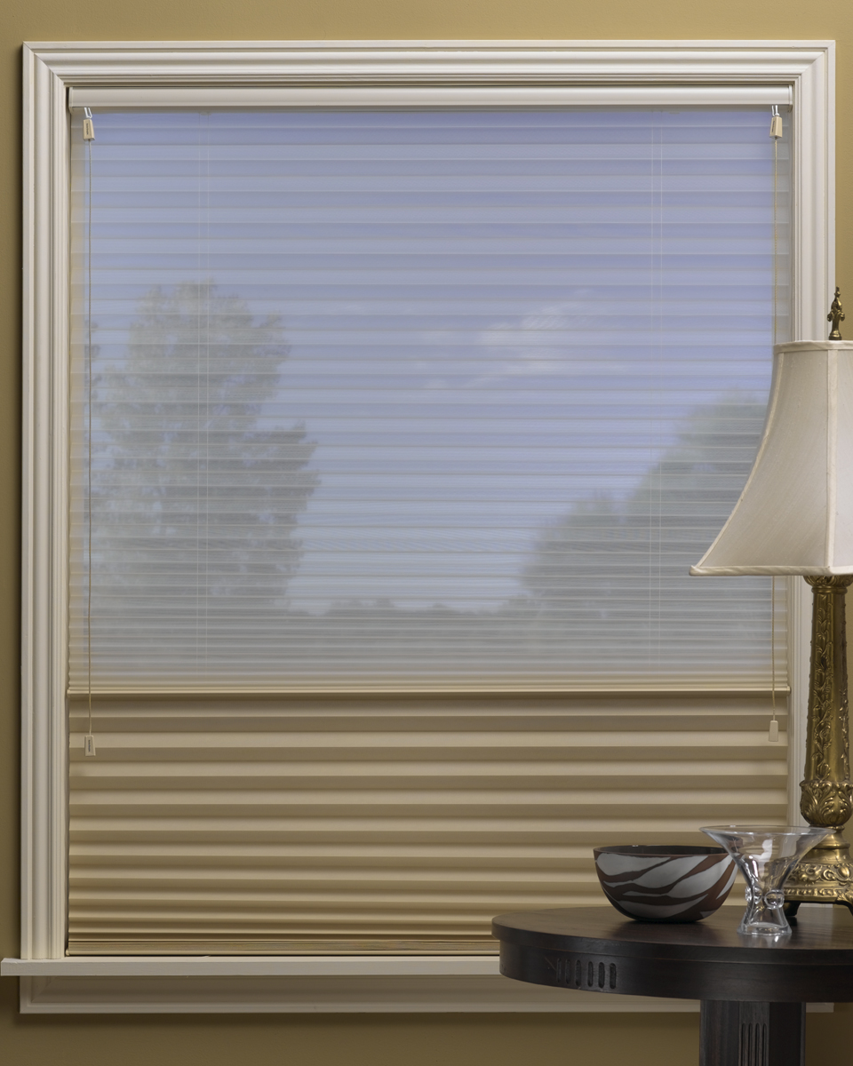 Superbe Duette® Honeycomb Shades.