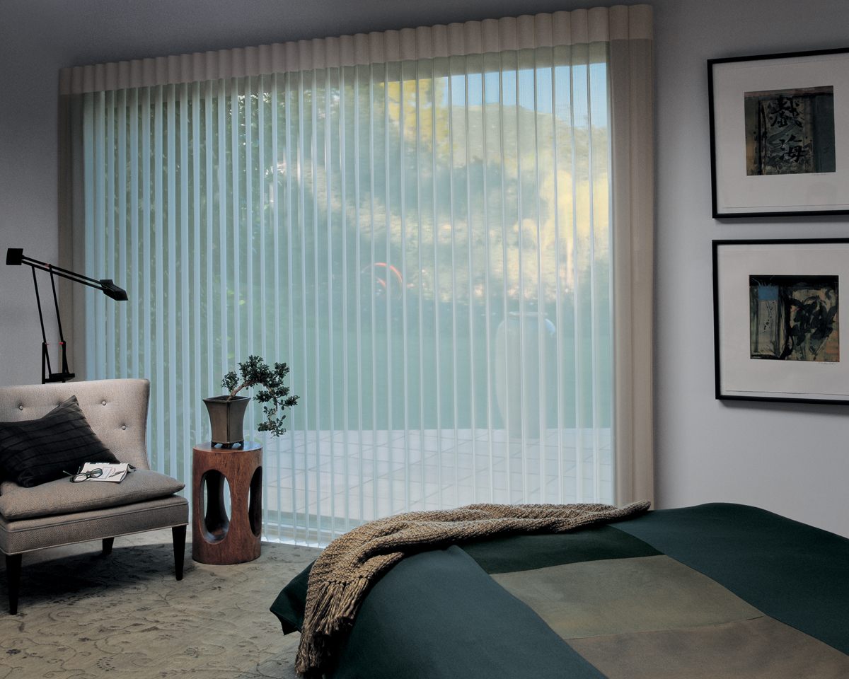 Affordable Blinds And Design Lincoln Nebraska Luminette 174 Privacy Sheers